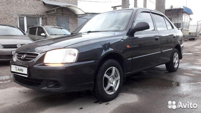 Hyundai Accent, 2007  89211966271 купить 9