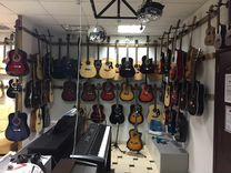 Укулеле, гитары и многое другое