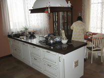 Кухня барная стойка