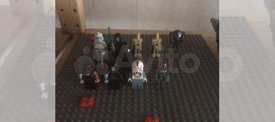 Лего «звездные войны»