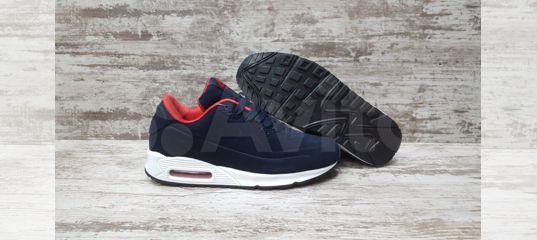 cd8b59d1 Кроссовки Nike Air Max 90 vt синие мужские замшевы купить в Москве на Avito  — Объявления на сайте Авито