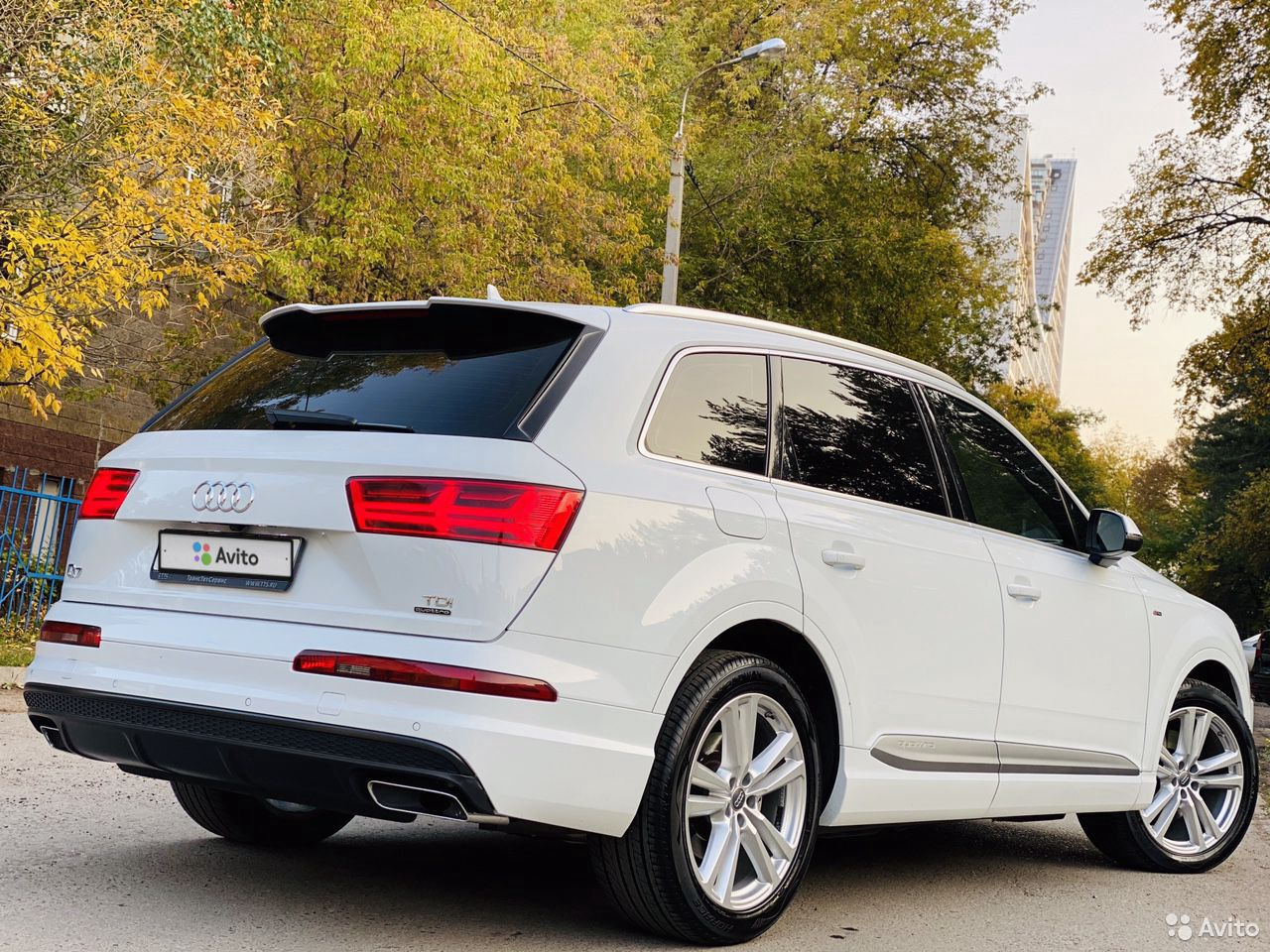 Audi Q7, 2015  89053093192 купить 3