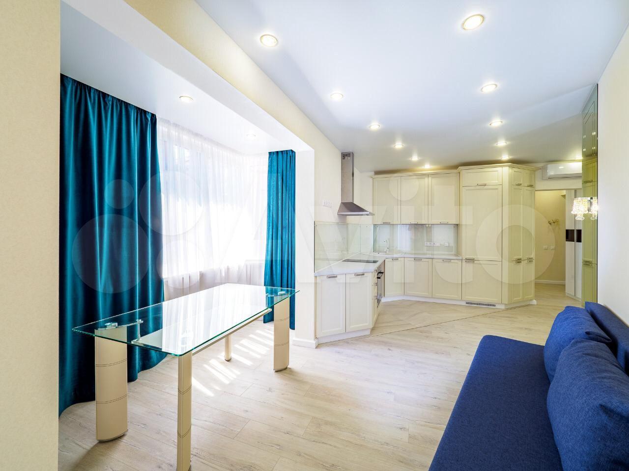 2-к апартаменты, 60 м², 5/12 эт.  89584690249 купить 1