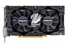 Видеокарта dual geForce gtx1070 8gb