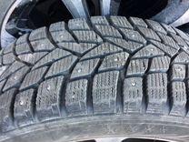 Шипованные шины с дисками R16