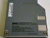 DVD rom ноутбука Dell latitude d630