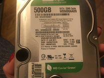 Жесткий диск WD 500GB Caviar Green