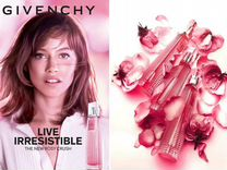 Givenchy Live Irresistible Rosy Crush NEW EDP 30мл