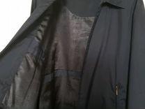 Ветровка черная 52 размер — Одежда, обувь, аксессуары в Москве