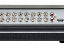 DHI-XVR4116HS 16 канальный видеорегистратор