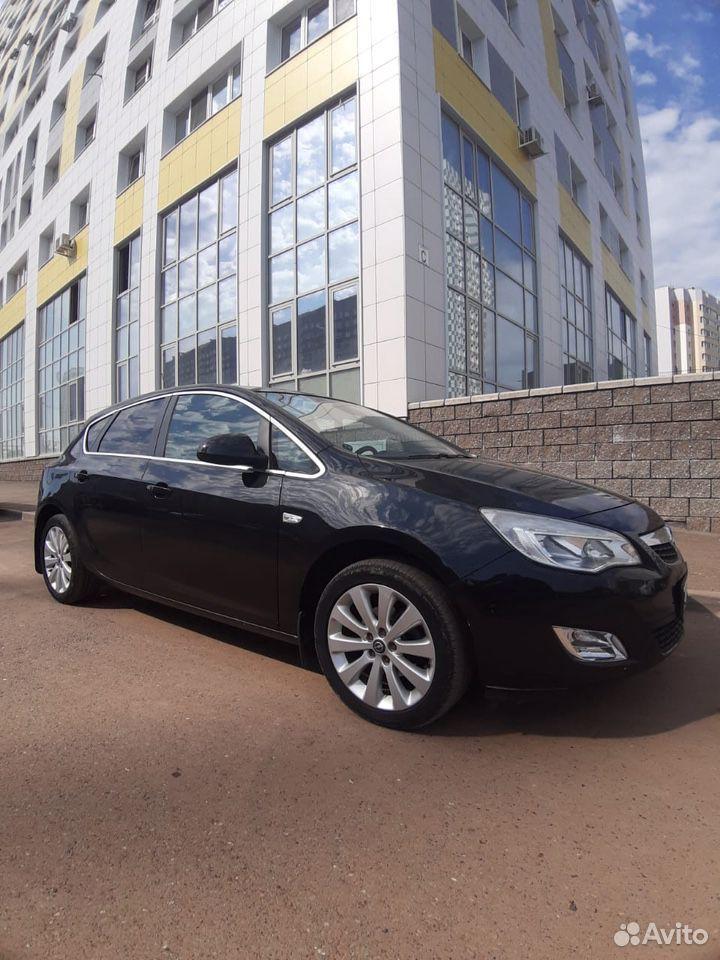 Opel Astra, 2011  89610478404 купить 4
