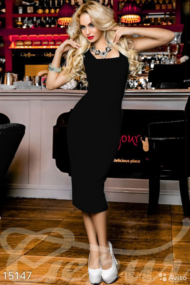 Платье черное шикарное  89227152105 купить 5
