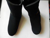 Неопреновые носки 9 мм. размер S, новые