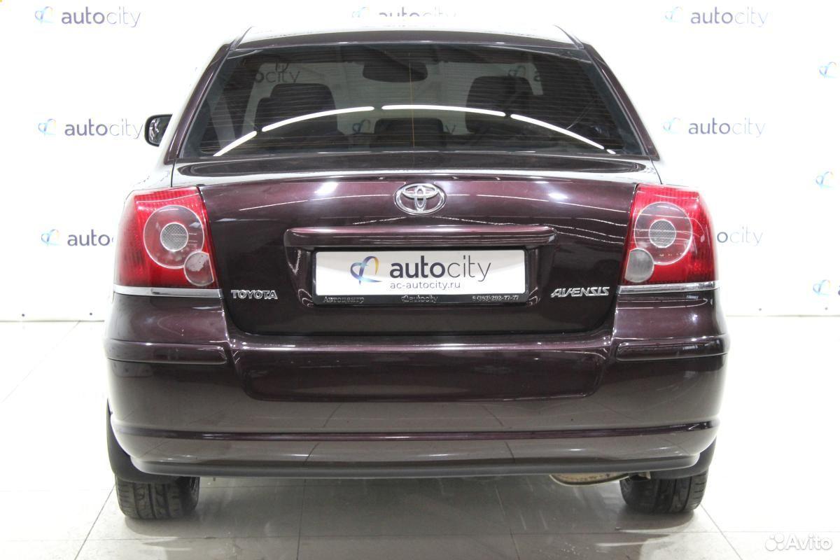 Toyota Avensis, 2007  83832910432 купить 6