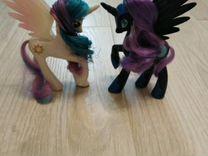 My Little Pony Принцесса Селестия и Найтмер Мун