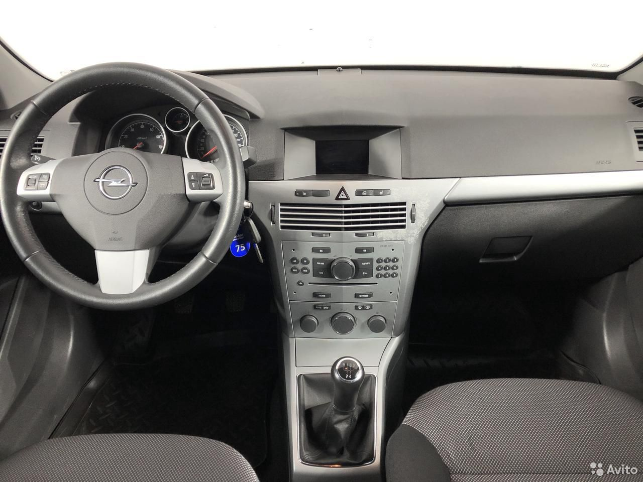 Opel Astra, 2010  88612441403 купить 7