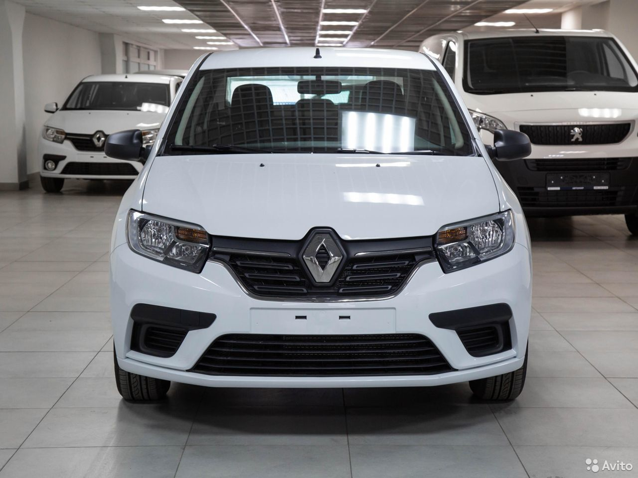 Renault Logan, 2020  89132908146 купить 2