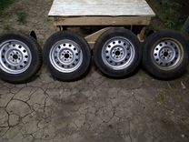 Комплект зимних колёс Cordiant Snow cross — Запчасти и аксессуары в Саратове