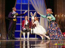 Билеты на спектакль Кролик Эдвард. рамт