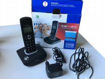 Бесшнуровой телефонный аппарат Texet-D4700A