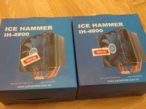Кулер процеccорный Ice Hammer IH-4800 новый