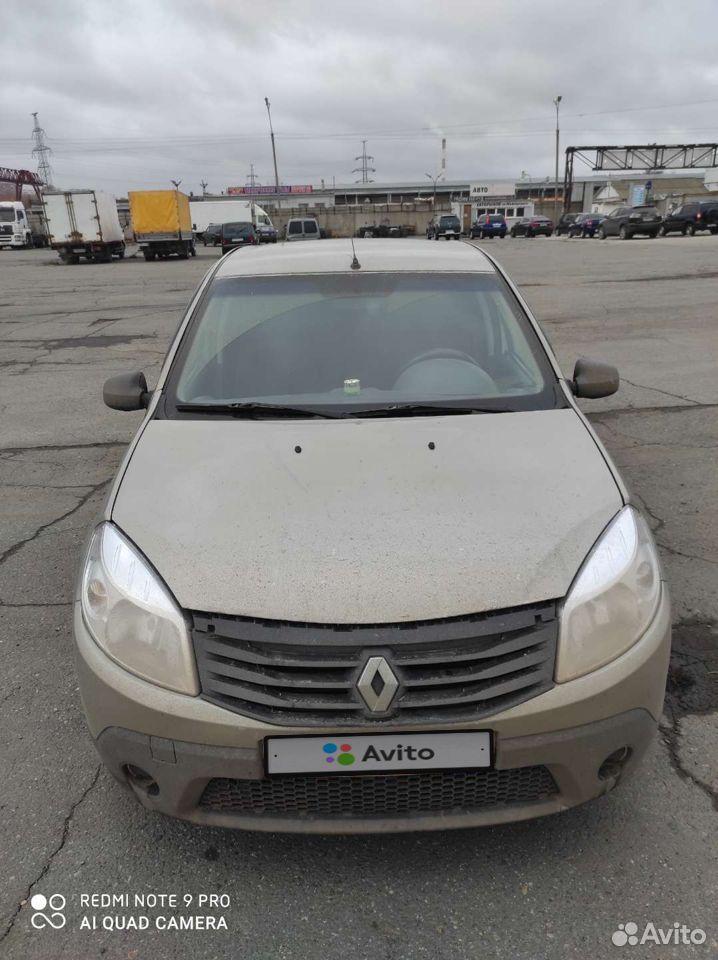 Renault Sandero, 2010  89128768355 купить 2
