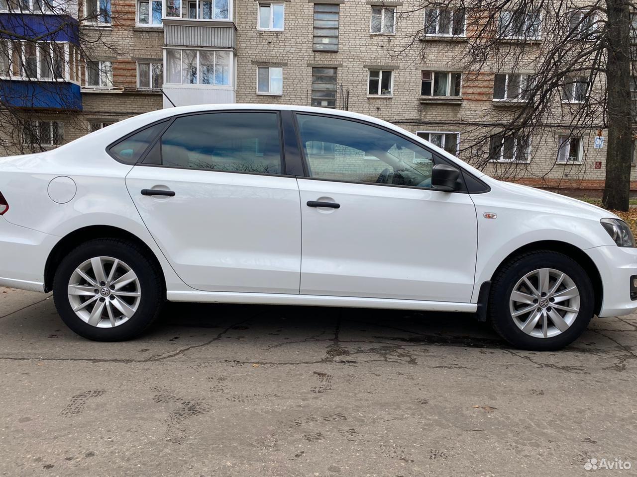 Volkswagen Polo, 2015  89063919707 купить 2