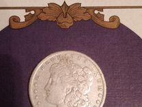 Доллар Моргана 1879г в слабе — Хобби и отдых в Геленджике