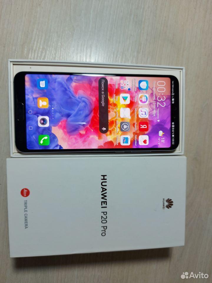 Huawei p20pro  89224555585 купить 3