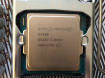 Intel процессор