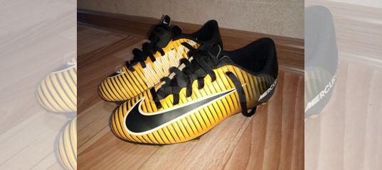 e075579a Бутсы Nike mercurial 34 размер купить в Пермском крае на Avito — Объявления  на сайте Авито