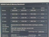 DDR 3, 4x4gb, 1600 MHz