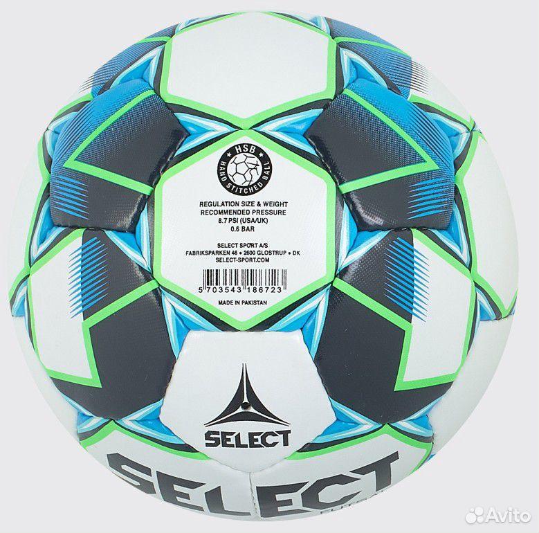 Футбольный мяч Select Futsal Super Fifa 850308-102  89514298048 купить 6