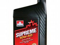 Масло Petro Canada Supreme и Масло для авто Субару