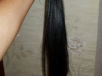 Волосы для наращивания длина 50 см, 60 грамм, 60пр