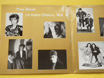 The Best Of Italo-Disco Vol. 10 ZYX Germany / 2LP