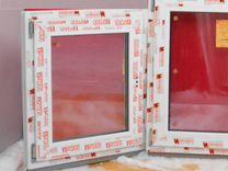 Окна пластиковые 590х680 мм