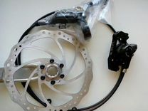 Гидравический тормоз Shimano BR-M447