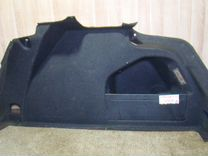 Обшивка багажника VW Passat CC