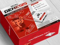Dendy 8 BitRetro Genesis 8 Bit Classic + 300 игр