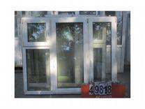 Пластиковые окна бу 1450 (В) Х 1780 (Ш) № 49818