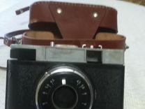 Советский фотоаппарат Смена