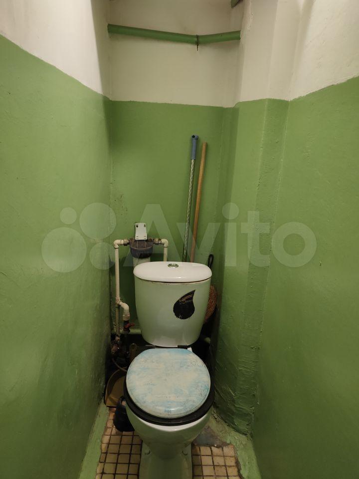Комната 17 м² в 2-к, 3/5 эт. 89517155004 купить 5