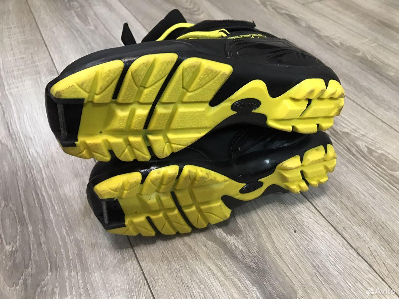 Лыжные ботинки mechanics motor 38 размер  89292779277 купить 3