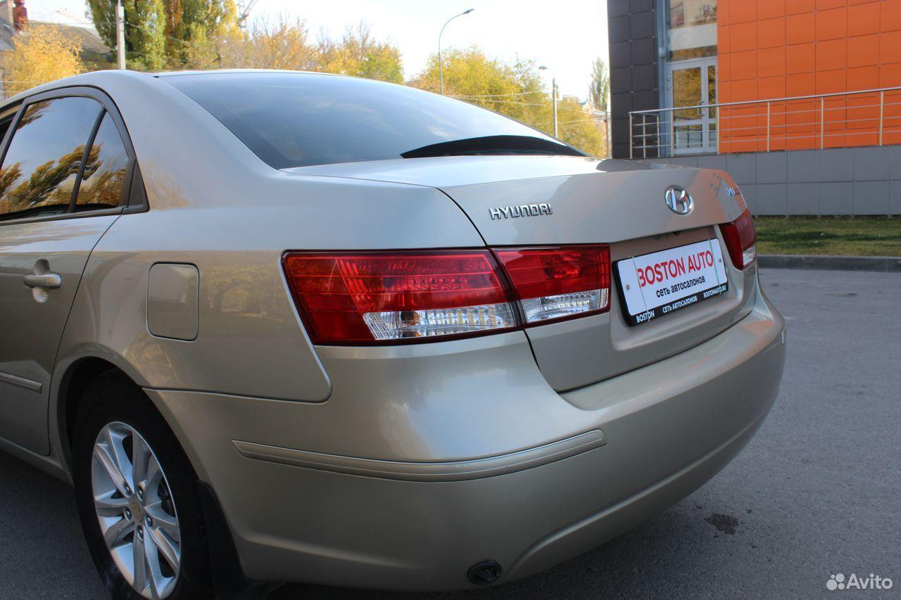 Hyundai Sonata, 2008  89195434917 купить 10