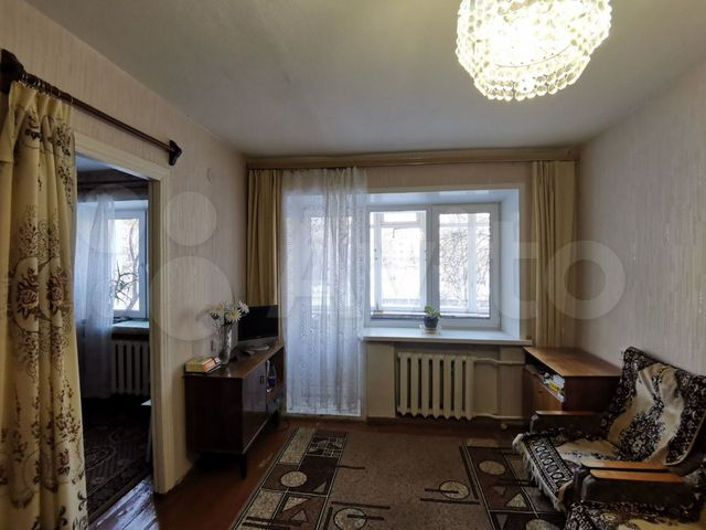 3-к. квартира, 55 м²,3/5 эт.
