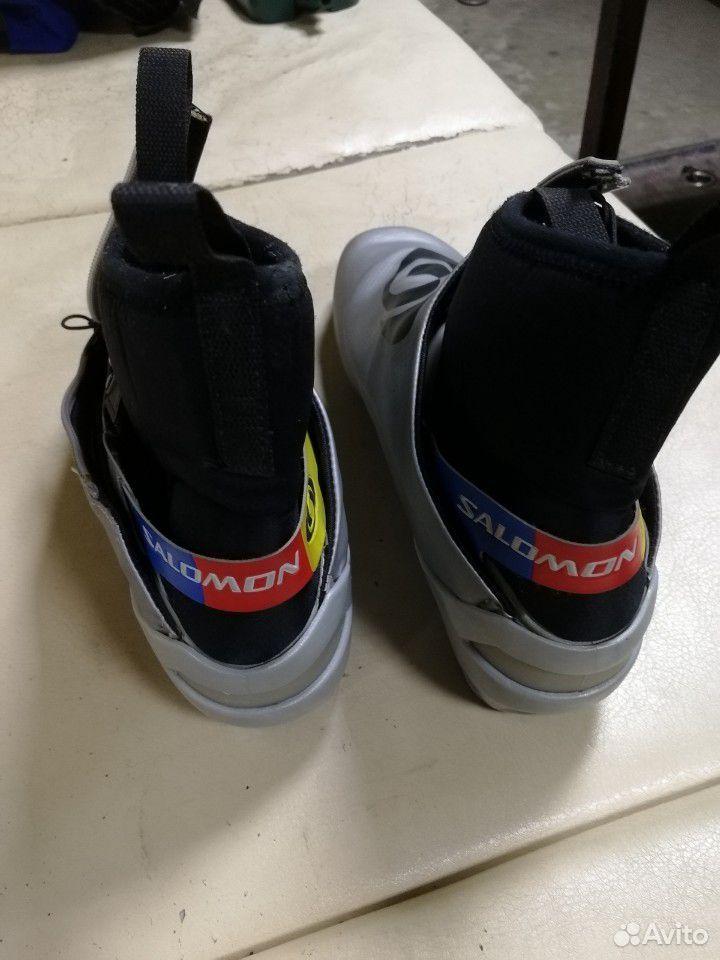 Ботинки лыжные фирмы Salomon  89004045793 купить 5