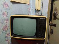 Б/У телевизор Юность 406 Д — Аудио и видео в Твери