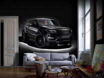 """Картина на стену, обои """"Land Rover Range 2018"""""""