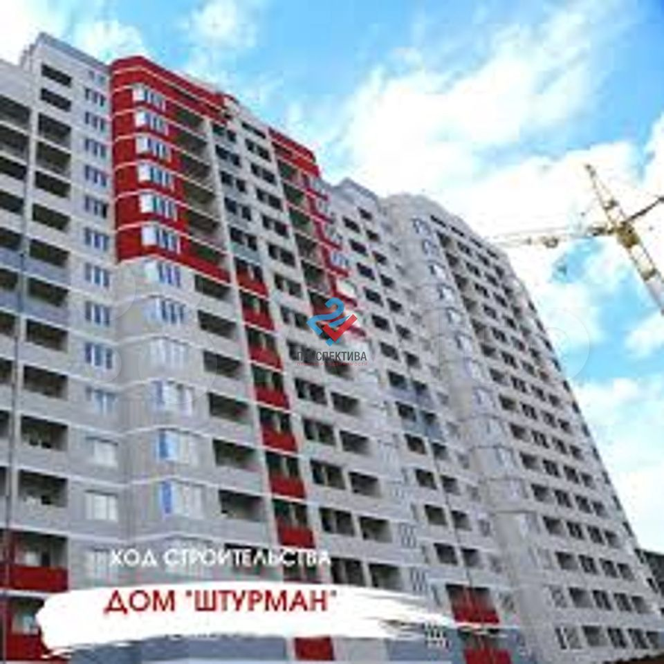 89103306741 2-к квартира, 59.8 м², 15/16 эт.
